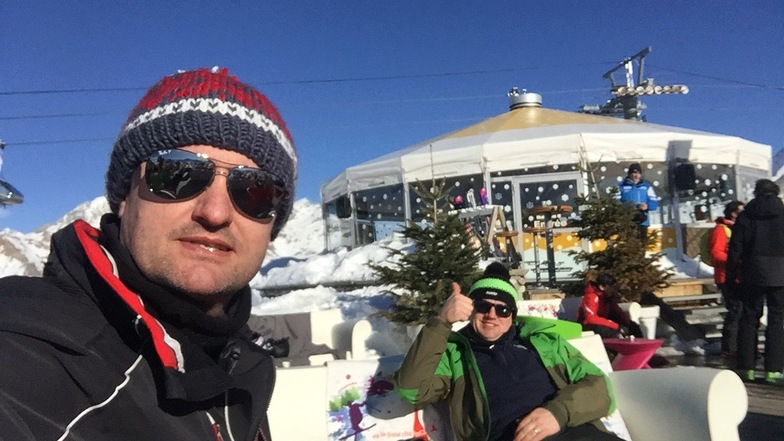 Beer O'clock, Val d'Isere
