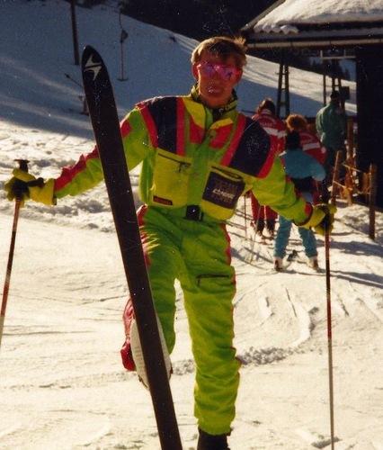 Going Ski Resort by: marcus sawkins