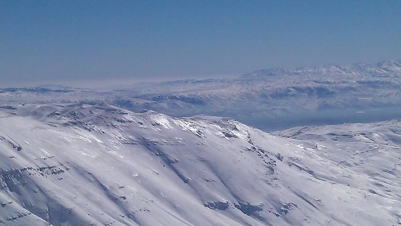 Zaarour from 2462 M above sea level, Zaarour Club
