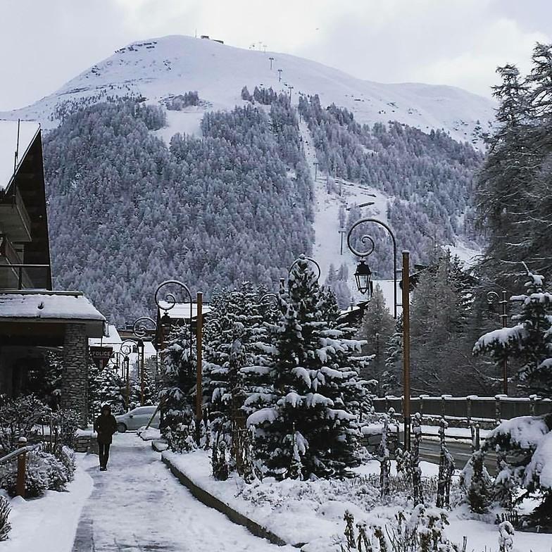 Winter Wonderland in Val d'Isere