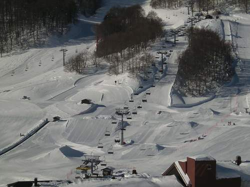 Campitello Matese Ski Resort by: Okko Crew