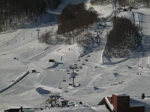 Ghost snowpark - oKKo crew, Campitello Matese photo