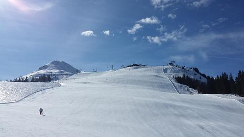 Fügen/Spieljoch Ski Resort by: Nina Redpoint