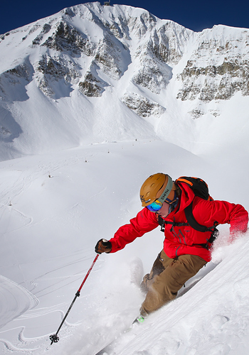 Big Sky Ski Resort by: Big Sky  Snow Reporter