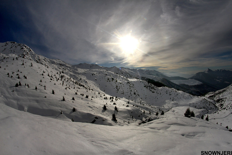 Snow Situation, Brezovica