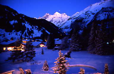 Kandersteg Ski Resort by: lakeyboy