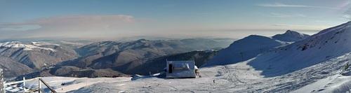Sinaia Ski Resort by: Tudor B