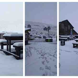 November Snow at Afri-Ski, Afriski Mountain Resort