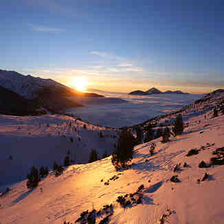 The brutal sunset, Brezovica