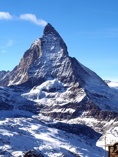 Zermatt Ski Resort by: Andreas Droussiotis