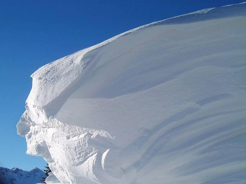 Facing East - top of Brandegg, Alpbach, Alpbachtal