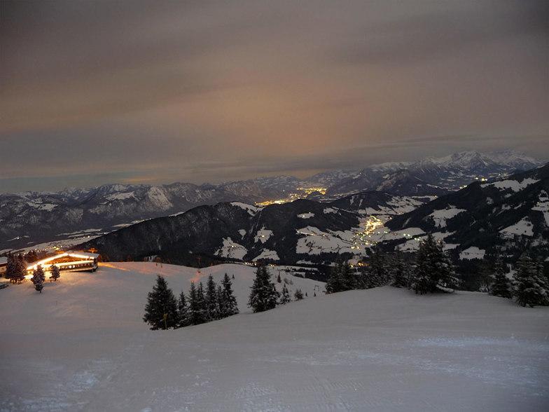 On the Schatzberg at Night, Alpbachtal