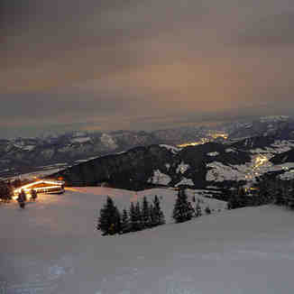 On the Schatzberg at Night, Alpbachtal
