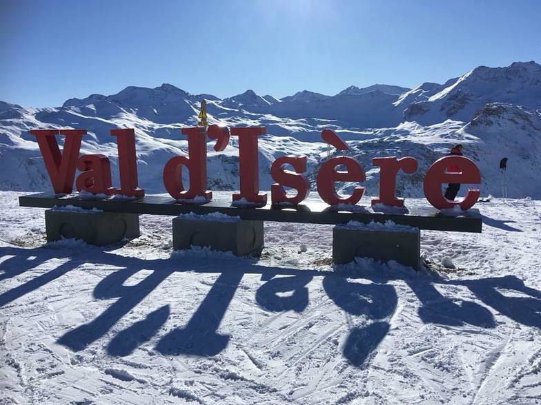New photo opportunity in Val d'Isere