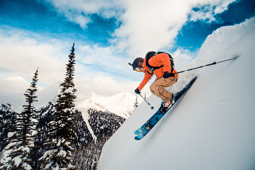 Silvertip Lodge & Heli-Skiing  Tatil Yeri Rehberi