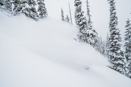 Silvertip Lodge & Heli-Skiing Ski Resort by: Isabelle Thibeault