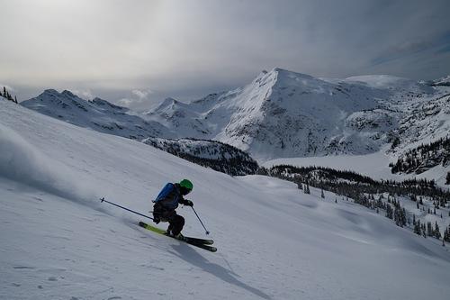 Silvertip Lodge & Heli-Skiing Ski Resort by: Leo McKnight