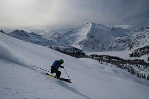 Heli Skiing at Silvertip!, Silvertip Lodge & Heli-Skiing photo