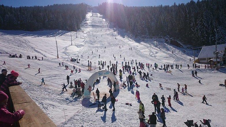 Ski kindergarten, Ravna Planina