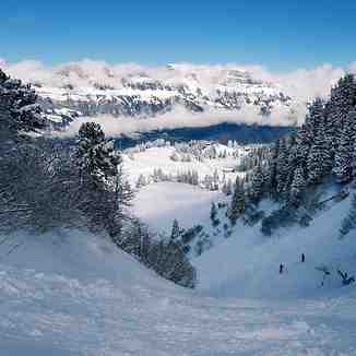 Powder love, Flumserberg
