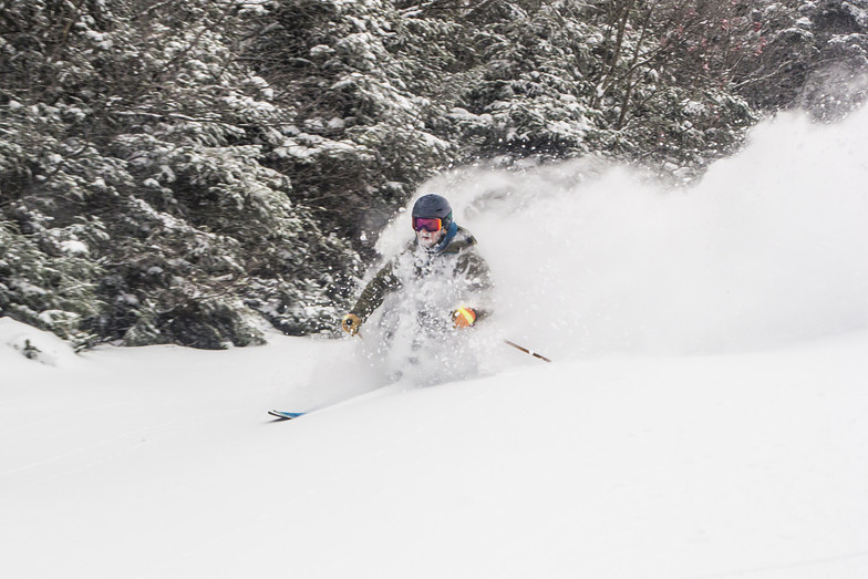 Early Christmas in Vermont, Jay Peak