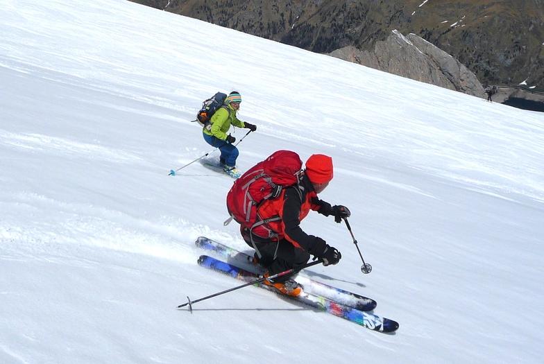 Ski Mountainering, Malga-Ciapela/Marmolada