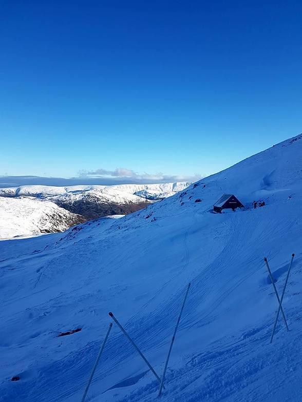 Members' Hut, Raise (Lake District Ski