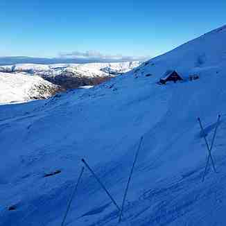 Members' Hut, Raise (Lake District Ski