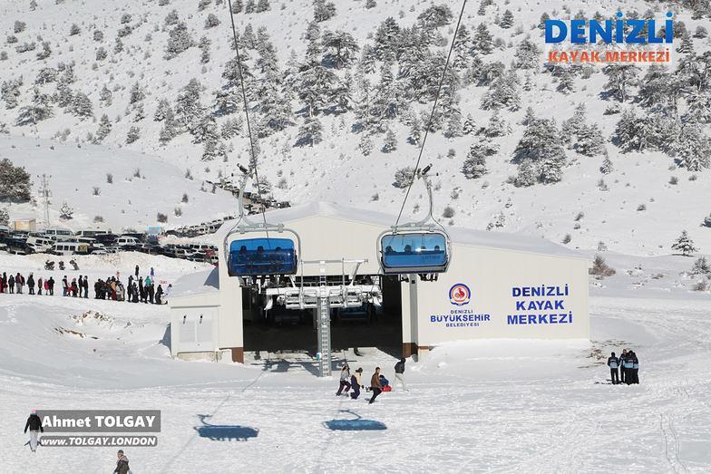New lift at Bozdag