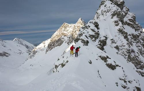 Bâlea Lac Ski Resort by: Pete Underfoot