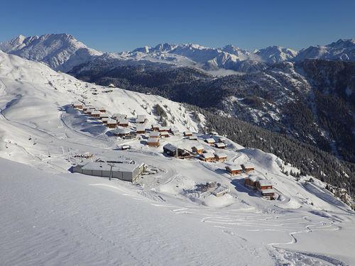 Belalp - Blatten - Naters Ski Resort by: Snow Forecast Admin