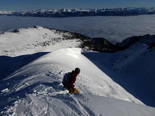 Kicking Horse Ski Resort by: Stephen Dykes