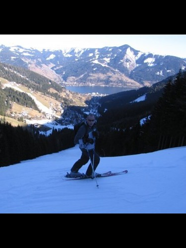 Zell am See Ski Resort by: Ash