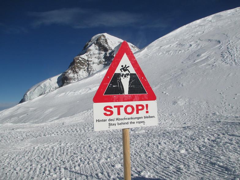 warning, Mürren