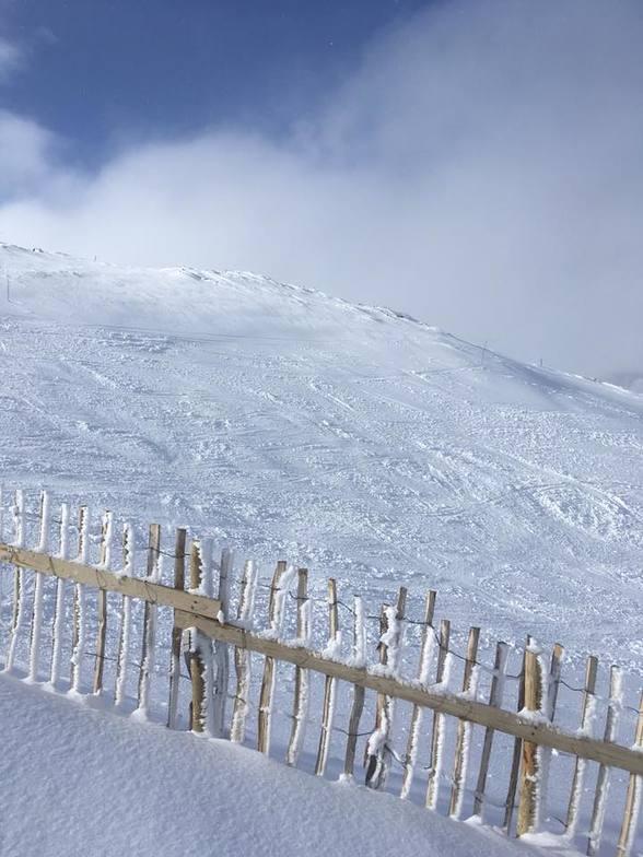 The Main Basin, Glencoe Mountain Resort
