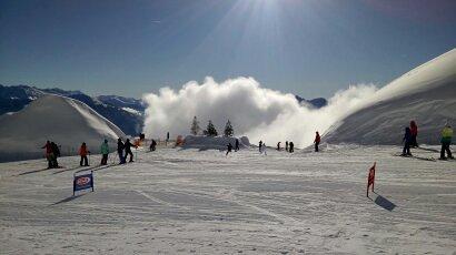 Nordkette Ski Resort by: Andrew Evans
