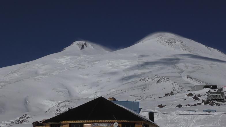 Эльбрус 07.01.2018, Mount Elbrus