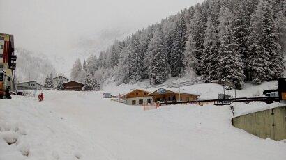 Axamer Lizum Ski Resort by: Andrew Evans