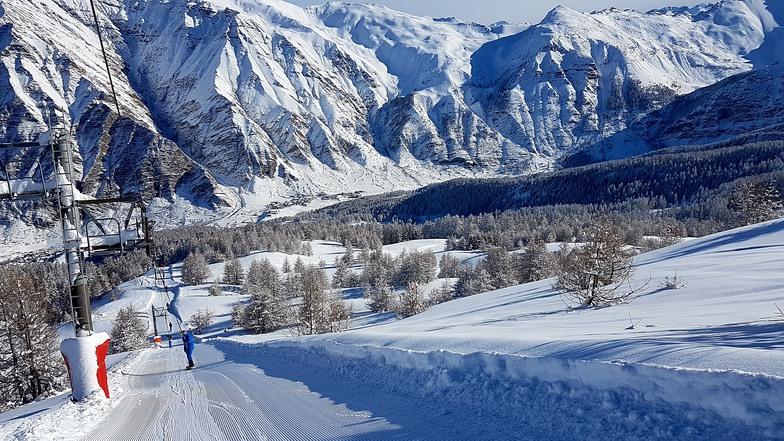 Ratel Skilift, Crevoux