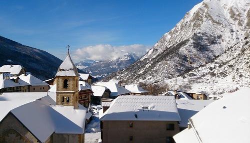 Crevoux Ski Resort by: Thomas  Loos