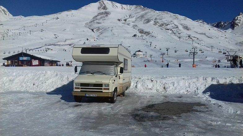 Με το Camber για πολλοστή φορά στις Αλπεις!, Passo Tonale