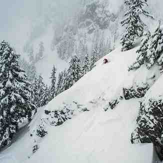 Surfing the Cliffs, Alpental At The Summit