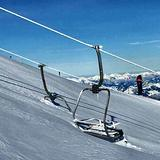 Chairlift, Gstaad Glacier 3000