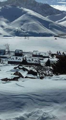 Oukaïmeden Ski Resort by: Chez Juju