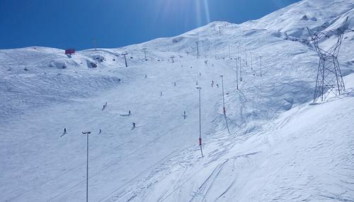 Darbandsar Ski Resort by: hamed