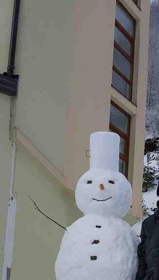 Snowman 2.5 m, Kupres