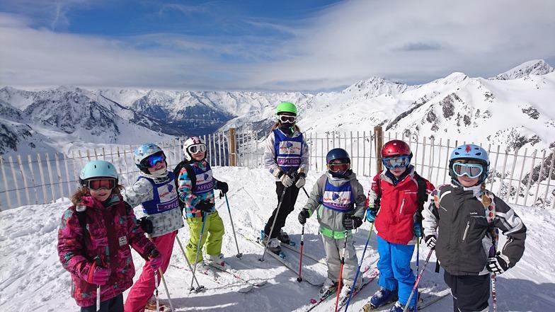 Ski club Bagnères La Mongie, Grand Tourmalet-Bareges/La Mongie