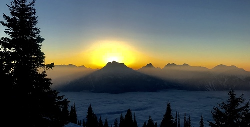 Revelstoke Mountain Resort Ski Resort by: Mikey Levine