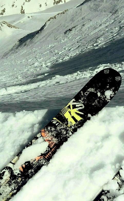 Extreme Ski, Mount Parnassos