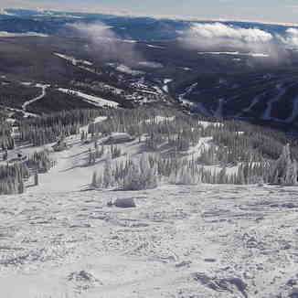 Headwall's and beyond, Sun Peaks